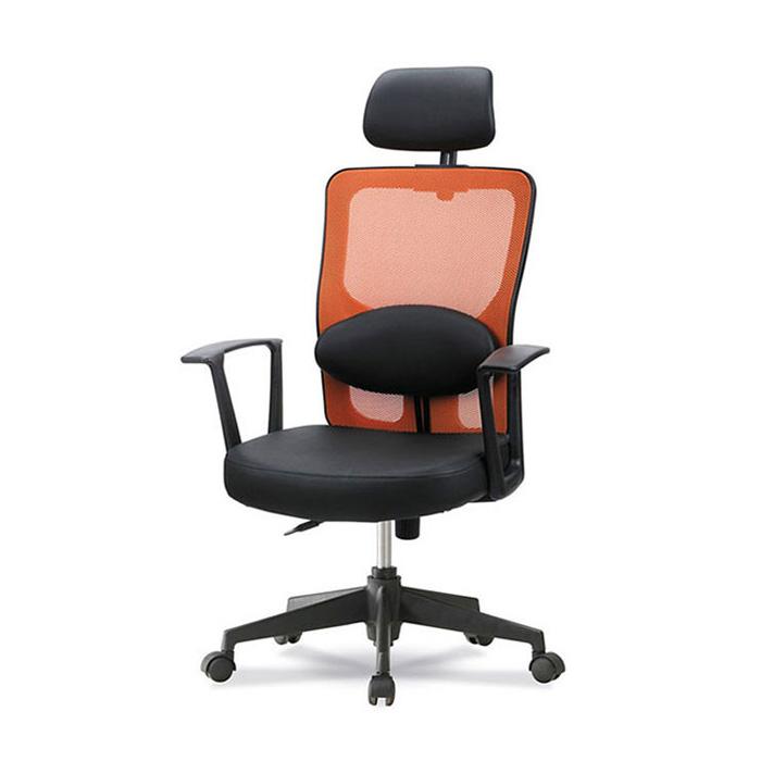 요추보호의자 AD 하이브 원/공부 회의용 사무용 의자