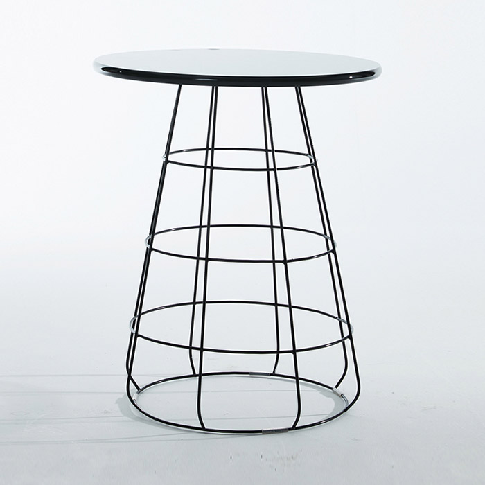 AHT-207/철재테이블 인테리어 사이드 카페 테이블