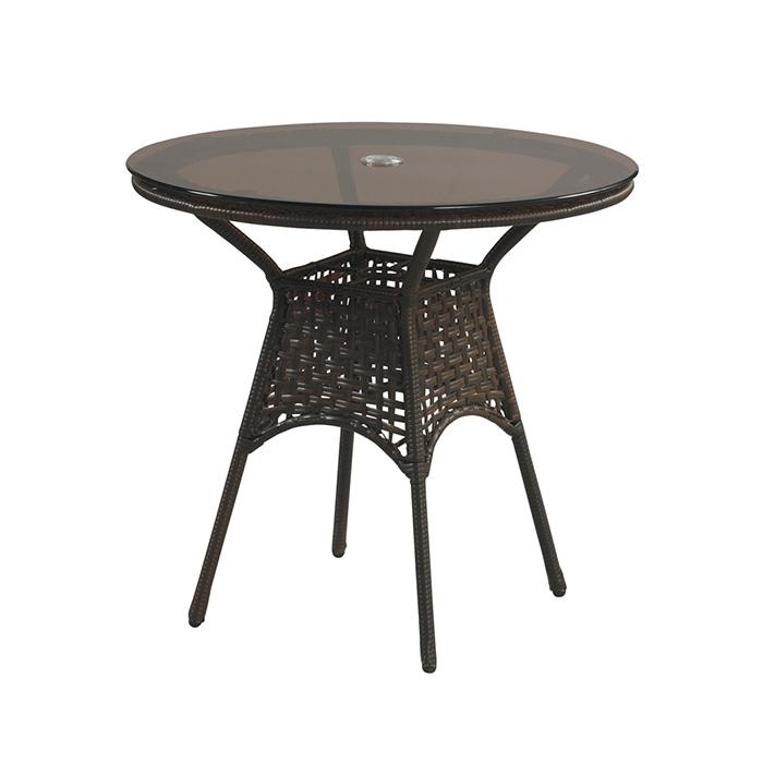 AHT-227/라탄테이블 인테리어 카페 야외용 테이블