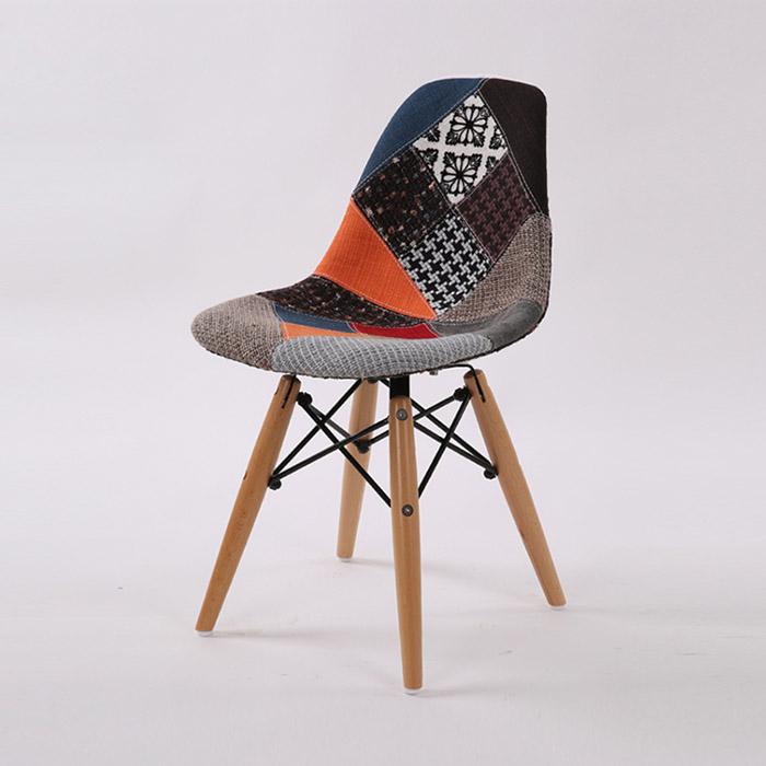 AHW-250/유아 의자 어린이 키즈 카페 퀼트 에펠 체어