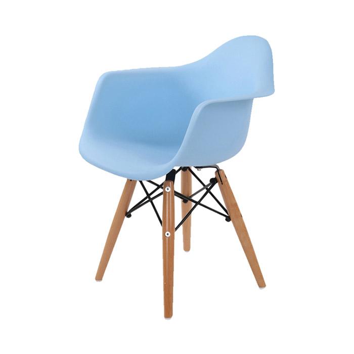 AHW-251/유아 의자 어린이 키즈 카페 목재 사출의자
