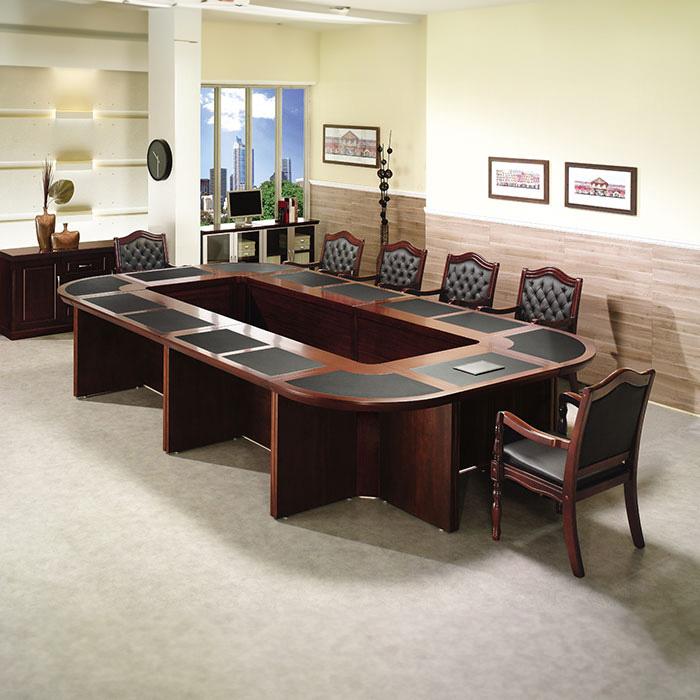 연결회의용테이블 AJD-034/중역용 회사 사무용 사무실