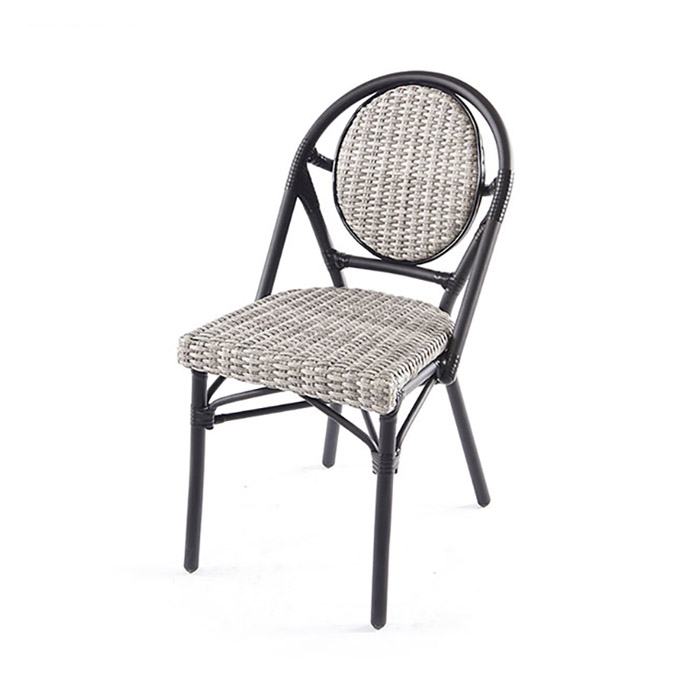 AK 카프리/업소용 야외 식당 식탁 의자 라탄 체어
