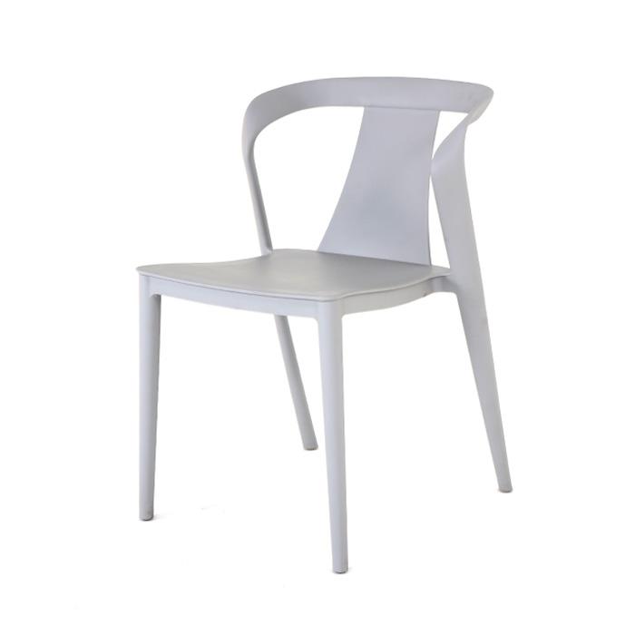 AK 모리카/인테리어 의자 플라스틱 예쁜 카페 체어