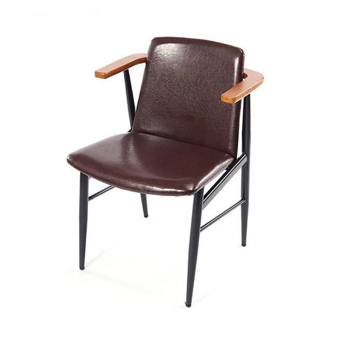 AK 레이디/업소용 식당 식탁 의자 철제 카페 체어