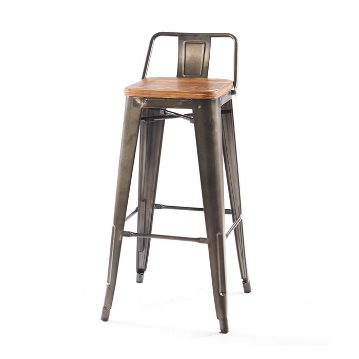 AK 메쉬우드빠(등받이)/아일랜드 식탁 의자 바텐 홈바 BAR 체어