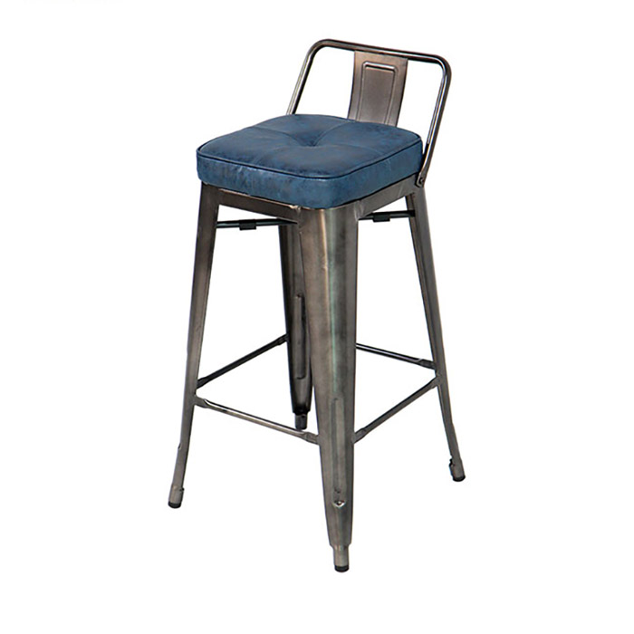 AK 메쉬쿠션빠(등받이)/아일랜드 식탁 의자 바텐 홈바