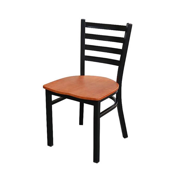 AK 코코(목방석)/인테리어 철재 식탁 의자 카페 체어