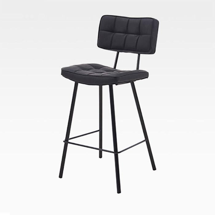AKB 몽비쥬/철재 빠텐 의자 카페 업소용 인테리어 BAR
