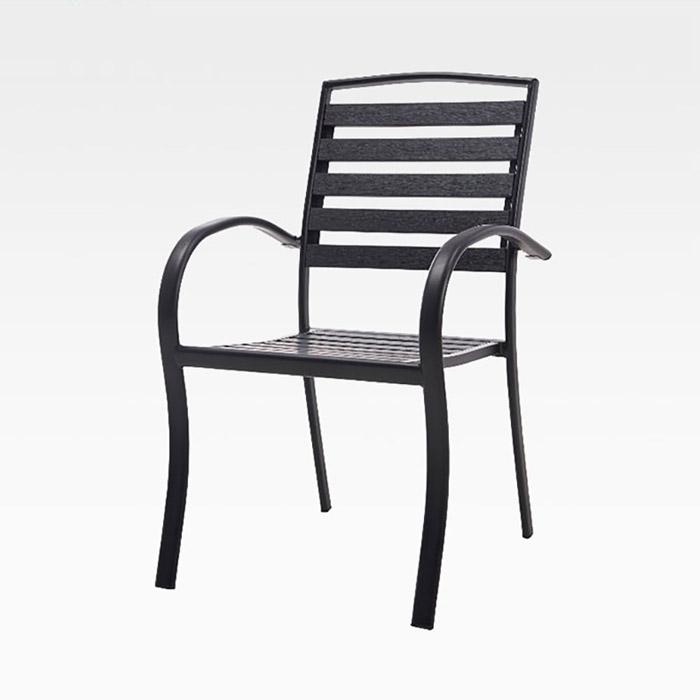 AKS 포니/철재 의자 업소용 식당 인테리어 카페 체어