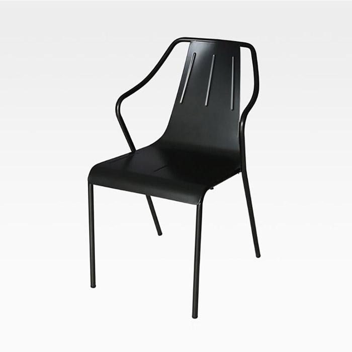 AKS 유니온/철재 카페 의자