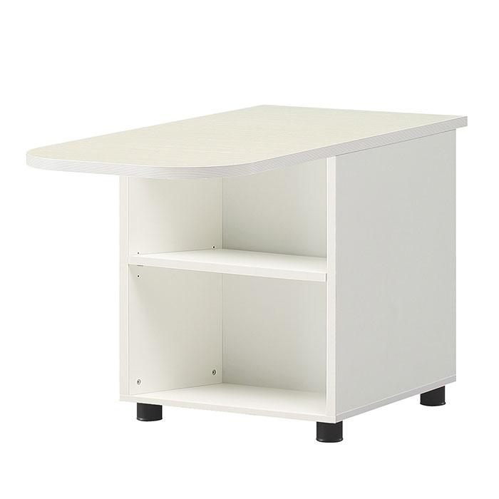 FU U형 보조책상 Puzzle(오픈형)/테이블 수납 사무용