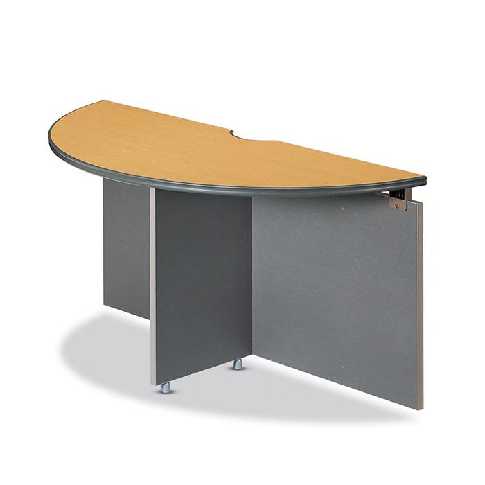 FU 콘퍼런스 연결 회의용테이블(180°반달)/사무용