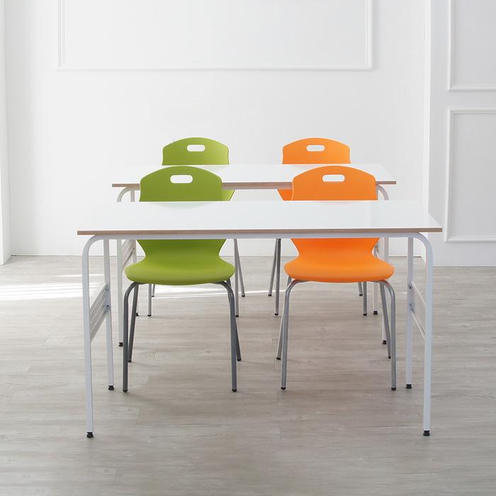 아카데 책상/ 사무실 학원 학생 테이블 사무용 가구