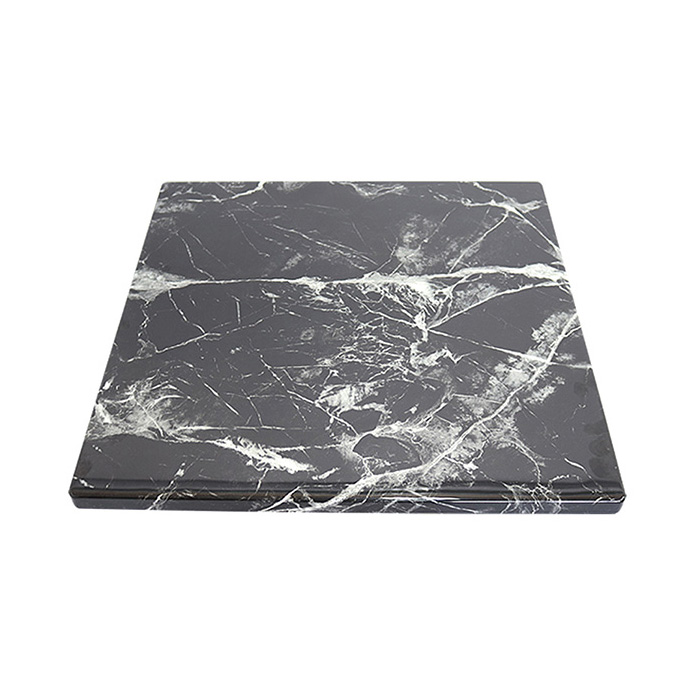 대리석상판 BE 블랙사각600