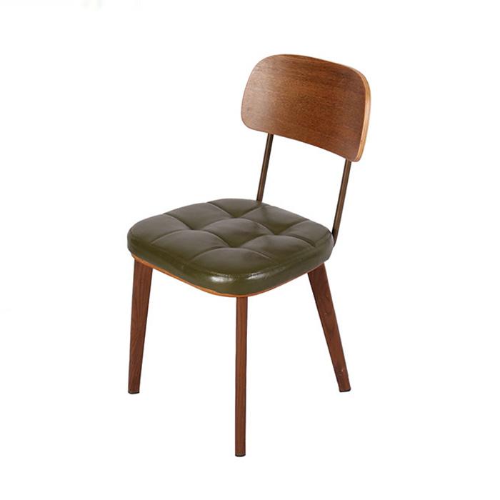 BEC-028/인테리어 철재 식탁 의자 카페 다이닝 체어