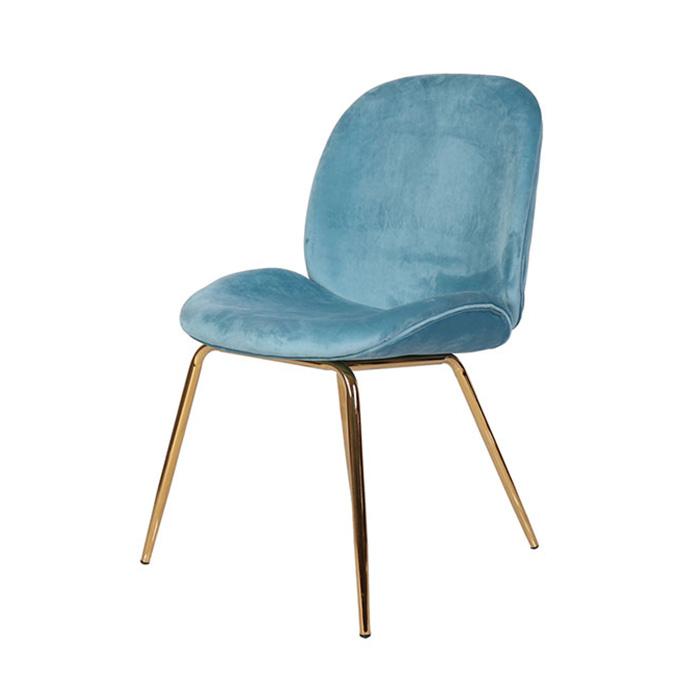 BEC-027/인테리어 카페 골드 디자인 체어 식탁 의자