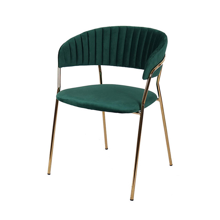 BEC-023/인테리어 카페 골드 디자인 체어 식탁 의자