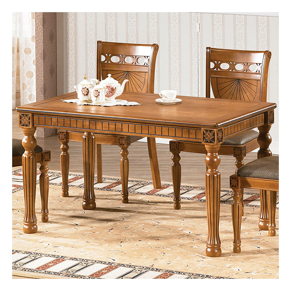 카오스 4인식탁테이블