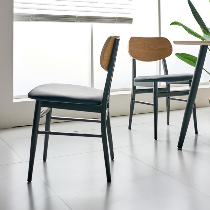 CES-242 PU방석 의자