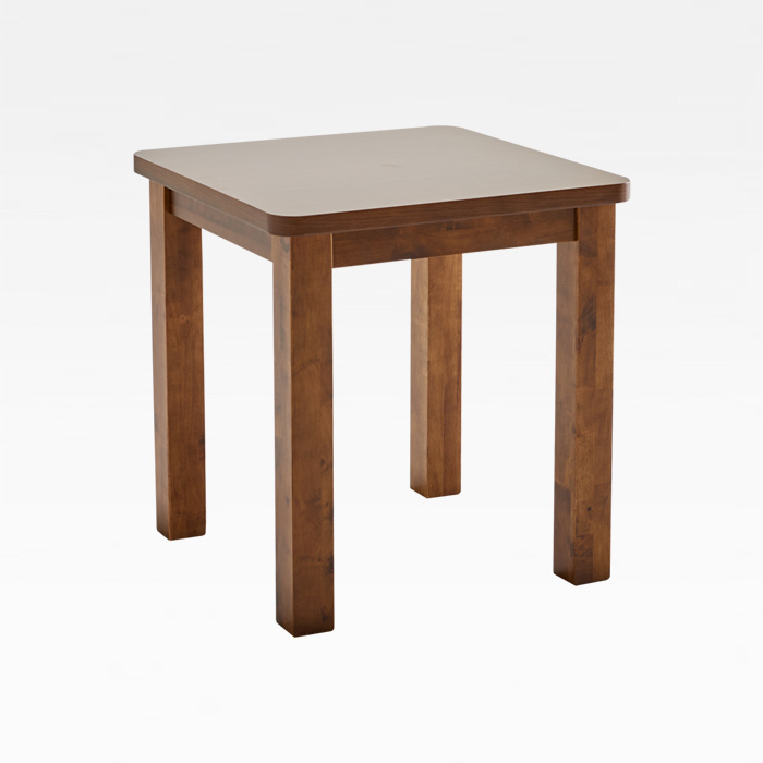 CET-79 고무나무 원목 W700 테이블 H730