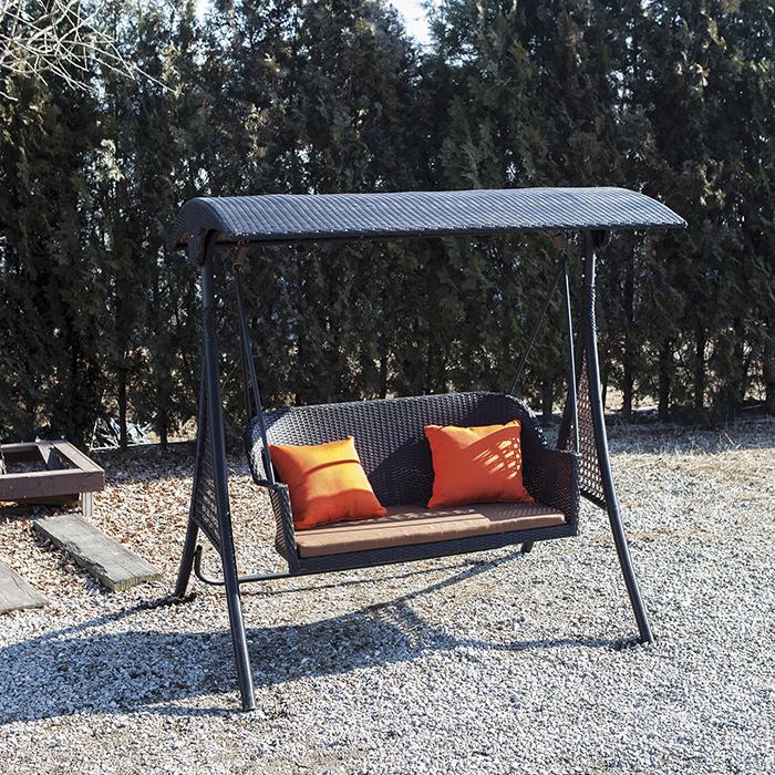 CEU-1007 인조라탄 그네의자