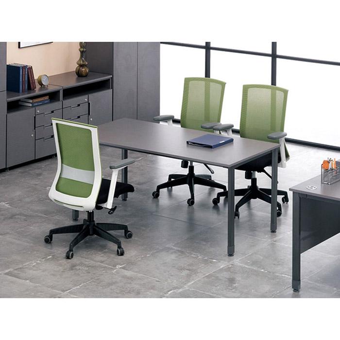 DF 28T 직각 회의용 테이블 W1800
