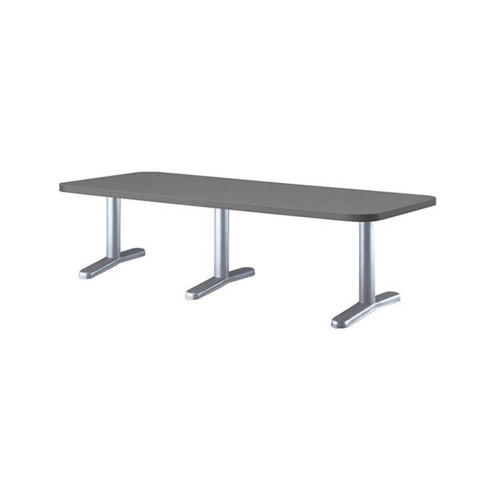 DF 28T 회의용 테이블 오리발 W2400