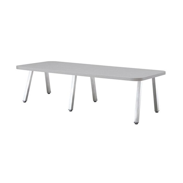 DF 28T 라운드 회의용 테이블 말굽다리 W1800/2400