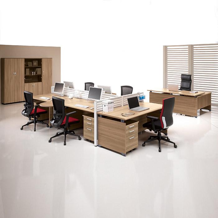 TOP 책상 컴퓨터 일자 탑형 사무실 사무용 가구