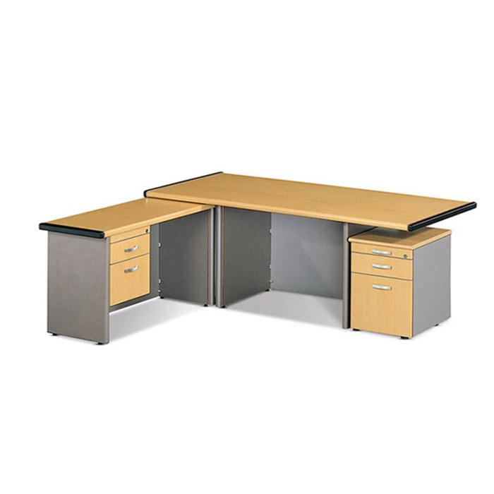 프레지던트 책상/ 사무용 컴퓨터 사무실 서재 가구