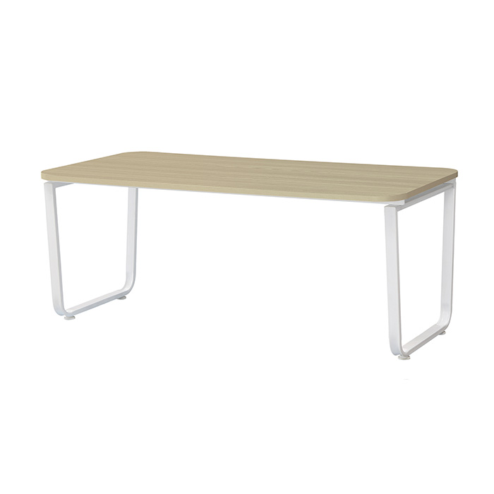 U-LINE 곡선 회의용 테이블
