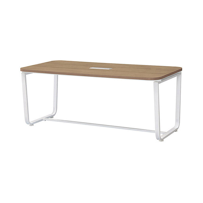 U-LINE 회의용 테이블(아카시아)/사무실 사무용 가구