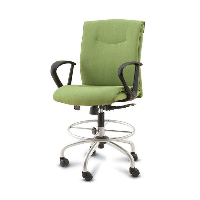 CK-3030R/제도용 작업용 연구실 실험실 다용도 의자