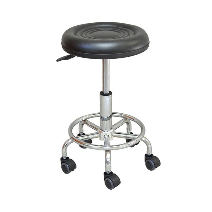 CLB-09/높낮이 조절 원반형 이동형 간이 보조 의자