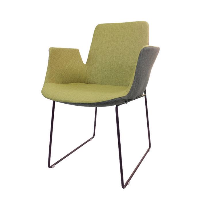 CLF-01/인테리어 소파 의자 1인용 패브릭 쇼파 체어