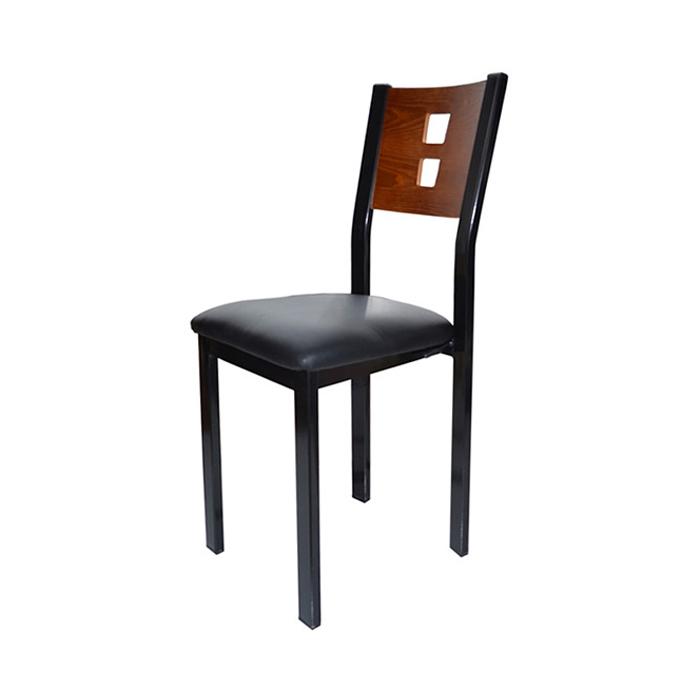 CLS-06/식탁 업소용 철재 의자 인테리어가구