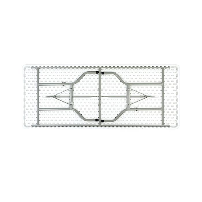 CLT-703 브로몰딩 철재테이블 접이식 야외용