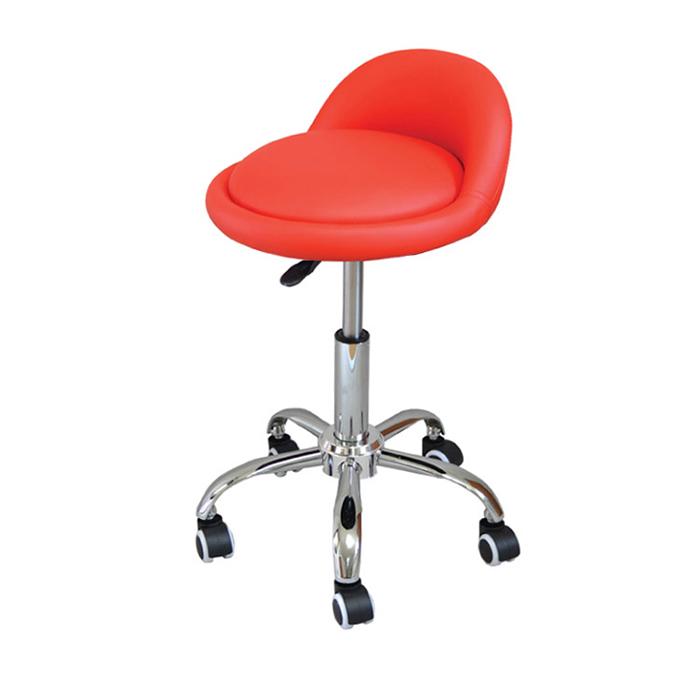 CLB-11/높낮이 조절 보조 의자 원반형 이동형 바텐