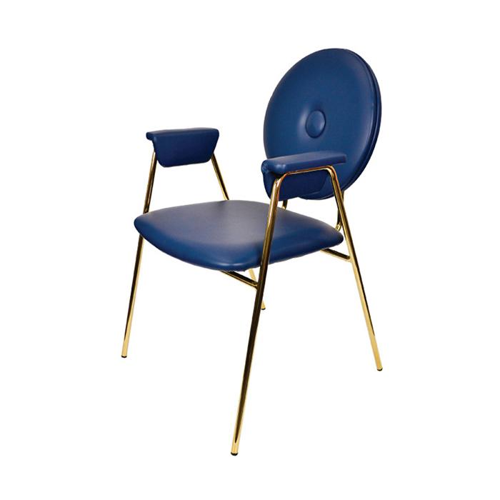CLG-07/인테리어 카페 식탁 의자 골드 디자인 체어