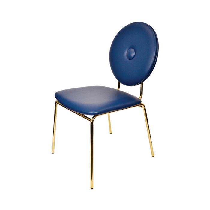 CLG-08/인테리어 카페 식탁 의자 골드 디자인 체어