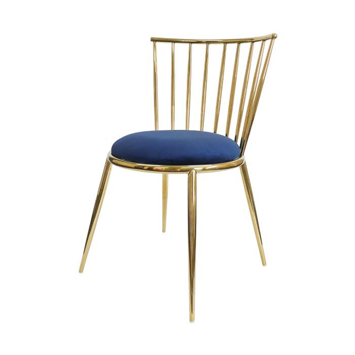 CLG-09/인테리어 카페 식탁 의자 골드 디자인 체어