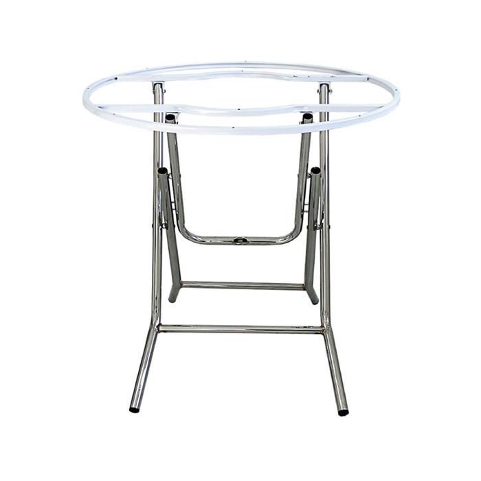 CLT-11/접다리 테이블 접이식다리 도금다리