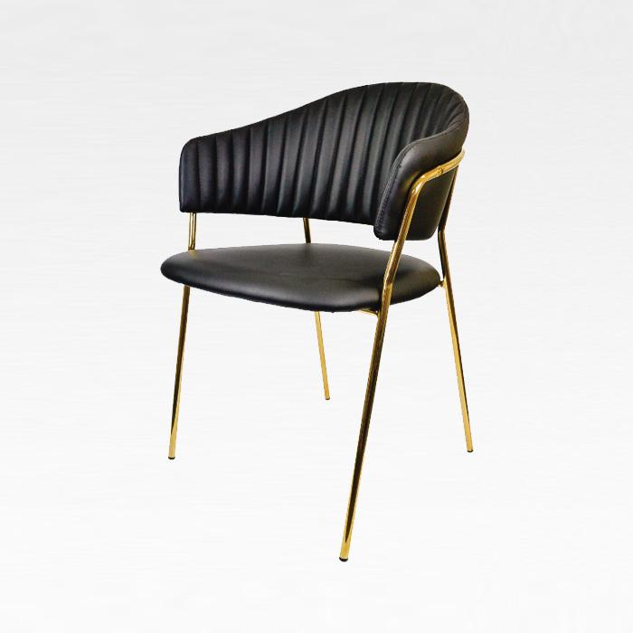 CLG-05/인테리어 카페 식탁 의자 골드 디자인 체어