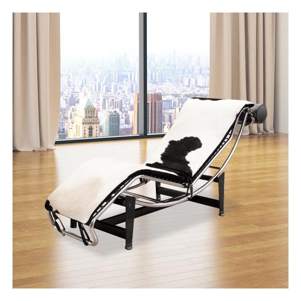CP 체이스라운지/인테리어 1인용 안락 의자 가죽 체어