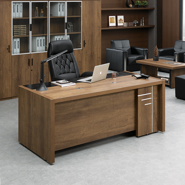 DE 라인 중역 책상/사무용 컴퓨터 사무실 서재 가구