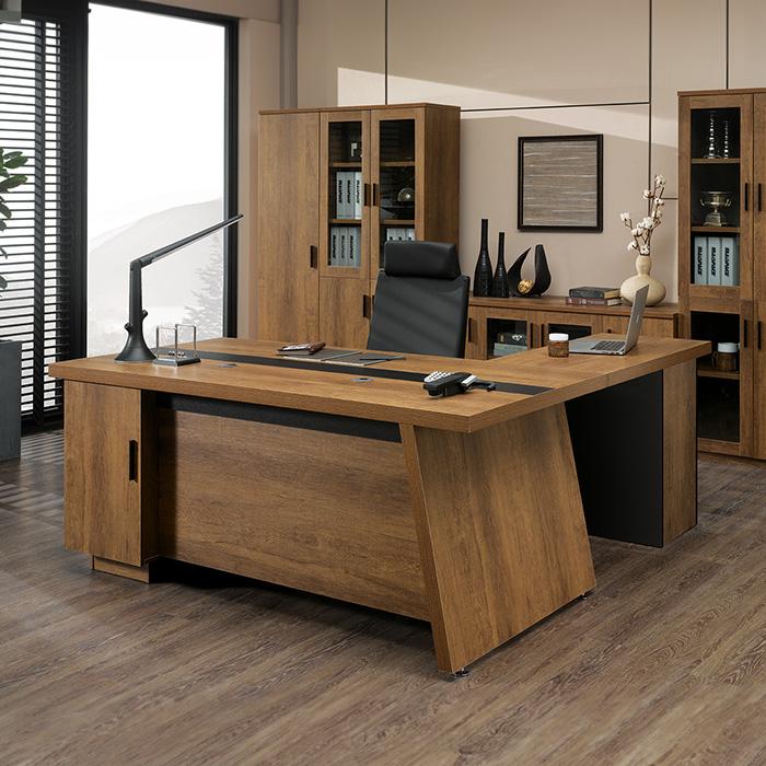 DE 래더 중역 책상/사무용 컴퓨터 사무실 서재 가구