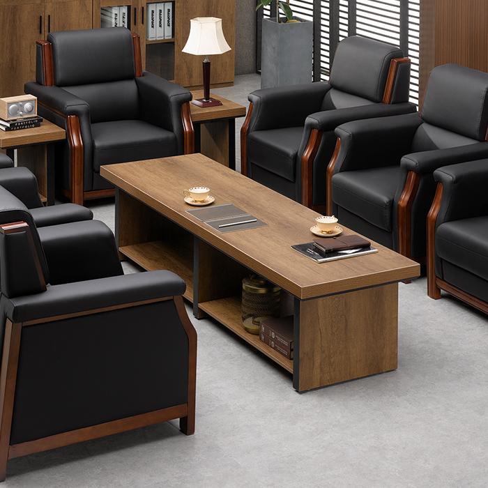 DE 모던 소파 탁자/2100/중역용 사무용 소파테이블