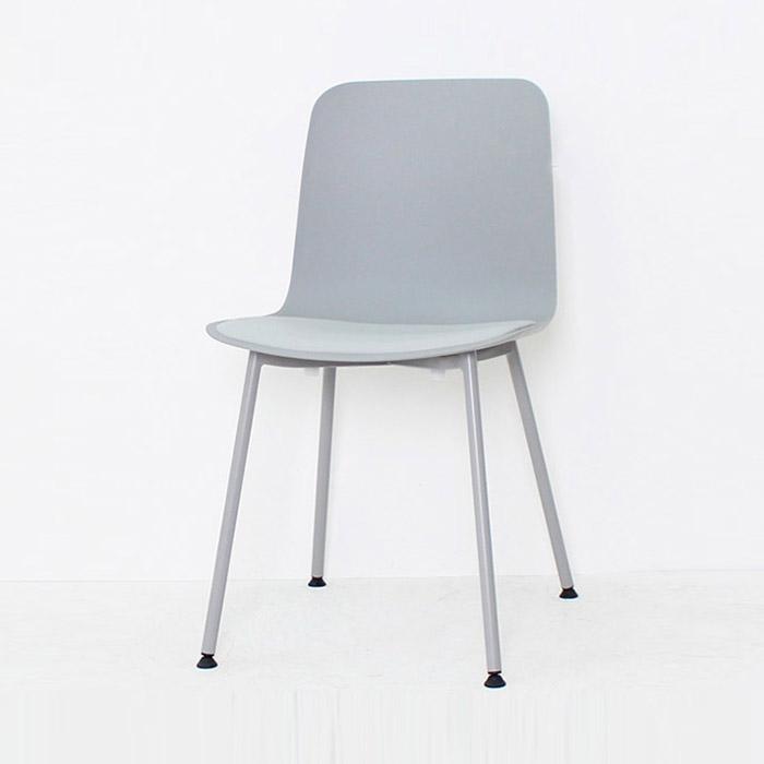 ED 카라/인테리어 의자 철재 식탁 카페 플라스틱 체어