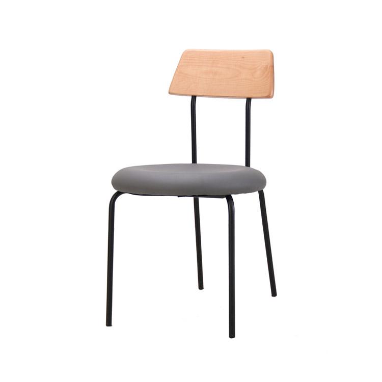 ED 쁘띠/인테리어 의자 철재 식탁 카페 모던 체어